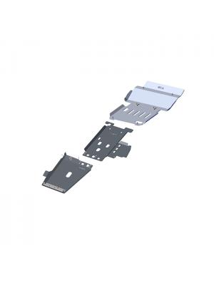 חבילת 3 מיגונים   דימקס 4x4 2021