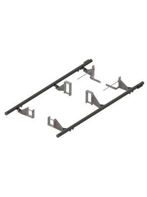 מיגון סף צינור | לרכב 4x4