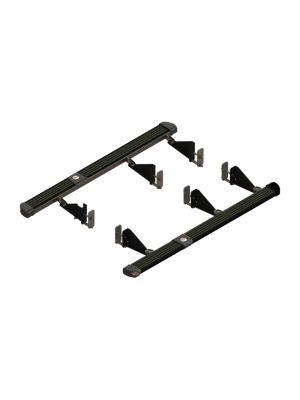 מיגון סף מדרגה | שחור | לרכב 4x4